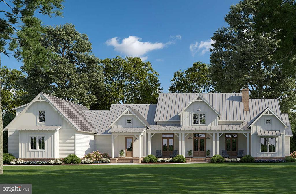 Incredible opportunity to craft the home of your dreams in this to-be-built 2021 Modern Farmhouse.  Six bedrooms, five full and one half bath, 4700sf+ with three car garage. Perfectly sited on 2.54 acres on a private cul-de-sac in the heart of Ruxton.  The sweeping open floor plan is filled with light and features a stunning kitchen with options available to suit the most discerning chef & entertainer.  With all you expect and more, the main level also boasts  the all important home office space,  generous mudroom with dog wash, prep kitchen and coffee bar. Luxurious Master suites on both the main and upper levels,  four additional soaring bedrooms, with adjacent baths,  magnificent closets, and bedroom level laundry. Impeccable grounds and outdoor space, three car attached garage and so much more, all in a Ruxton Reverie locale. Plan included but customizable, photos for inspiration. Land available without builder tie on separate listing.