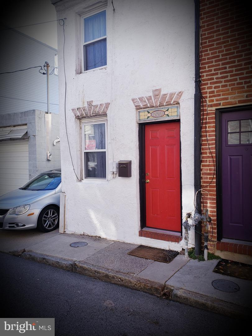 224 Durham Street   - Baltimore, Maryland 21231