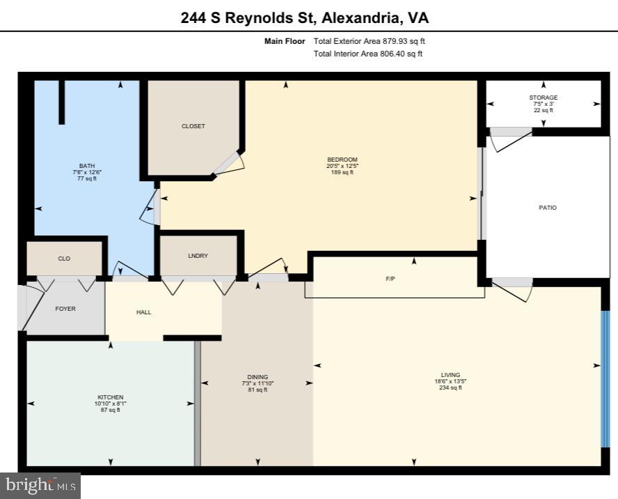 Photo of 244 S Reynolds St #103