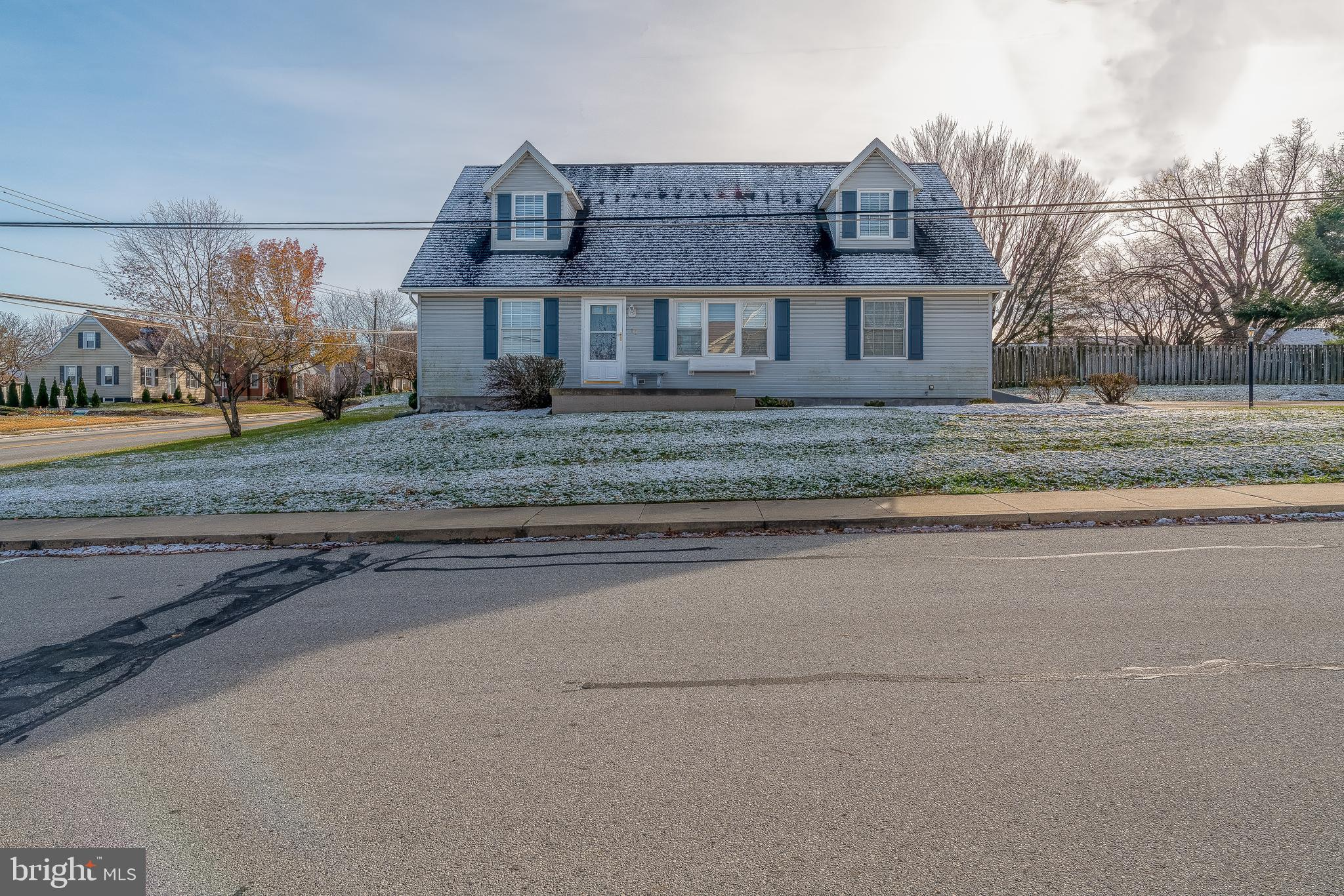 Looking for a  neat and clean, sweet and spacious cape cod in the charming town of Strasburg?  You can walk to the Strasburg Creamery and be there in just a few minutes.  This home is ready for you and features 4 nicely sized bedrooms (2 on the first floor and 2 on the second floor), gleaming wood laminate floors and a spacious kitchen with white cabinets,  granite countertops and stainless steel appliances.  The pantry has a wonderful organizational system and there are pull-out drawers.   The side entrance door has a self-storing screen inside.  The laundry is conveniently located on the first floor with washer and dryer included.  Huge first-floor primary bedroom with 2 large closets.  All appliances are only a few years old and are included for the new owner.  Water heater, HVAC new in 2016. Plenty of parking in the oversized driveway and a cute shed to store your lawn equipment in.   Make this your next Home Sweet Home today and get ready to call 10 Washington Street, Strasburg your new address for the New Year!