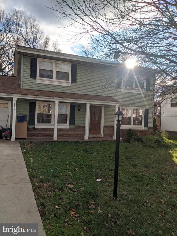 4 BR , 2.5 BA Don't miss this wonderful opportunity  of a home. This home is in excellent Location in Sterling Park with no HOA. House is spacious and perfect for any family. Property is in AS-IS Condition. Water Treatment and Playground Equipment do not convey.