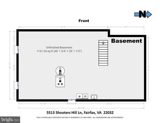 5513 Shooters Hill Ln Fairfax VA 22032