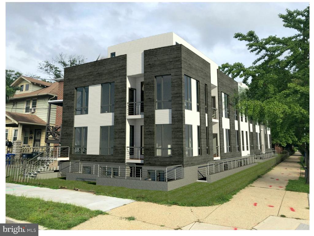 Great Development project in Brookland!!!! 18 Unit condo unit with plan and permit.