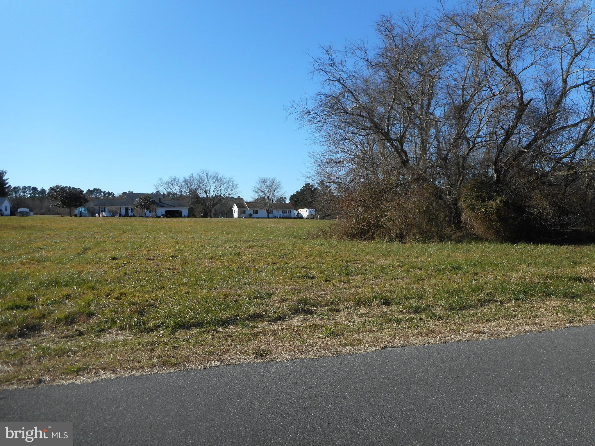 Beautiful, large  corner lot on desirable White Hall Rd. Close to town but with a country feel and ready for your home to be built.