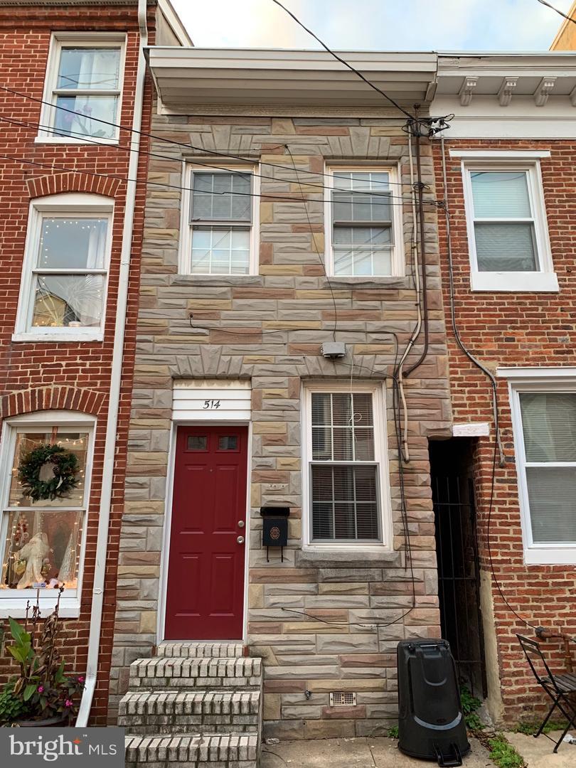 514 Chapel Street   - Baltimore, Maryland 21231