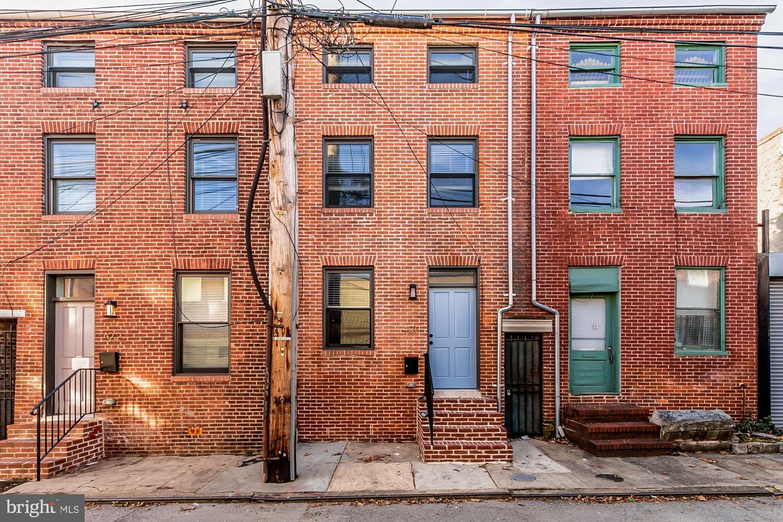 420 Dallas Street   - Baltimore, Maryland 21231