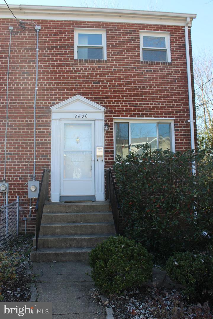 2606 Randolph Avenue   - Alexandria City, Virginia 22301