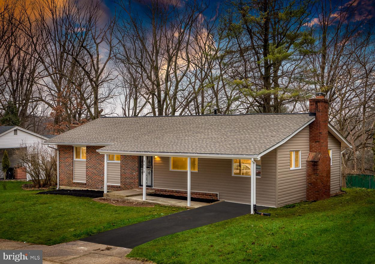 9715 Kerrigan Court   - Randallstown, Maryland 21133