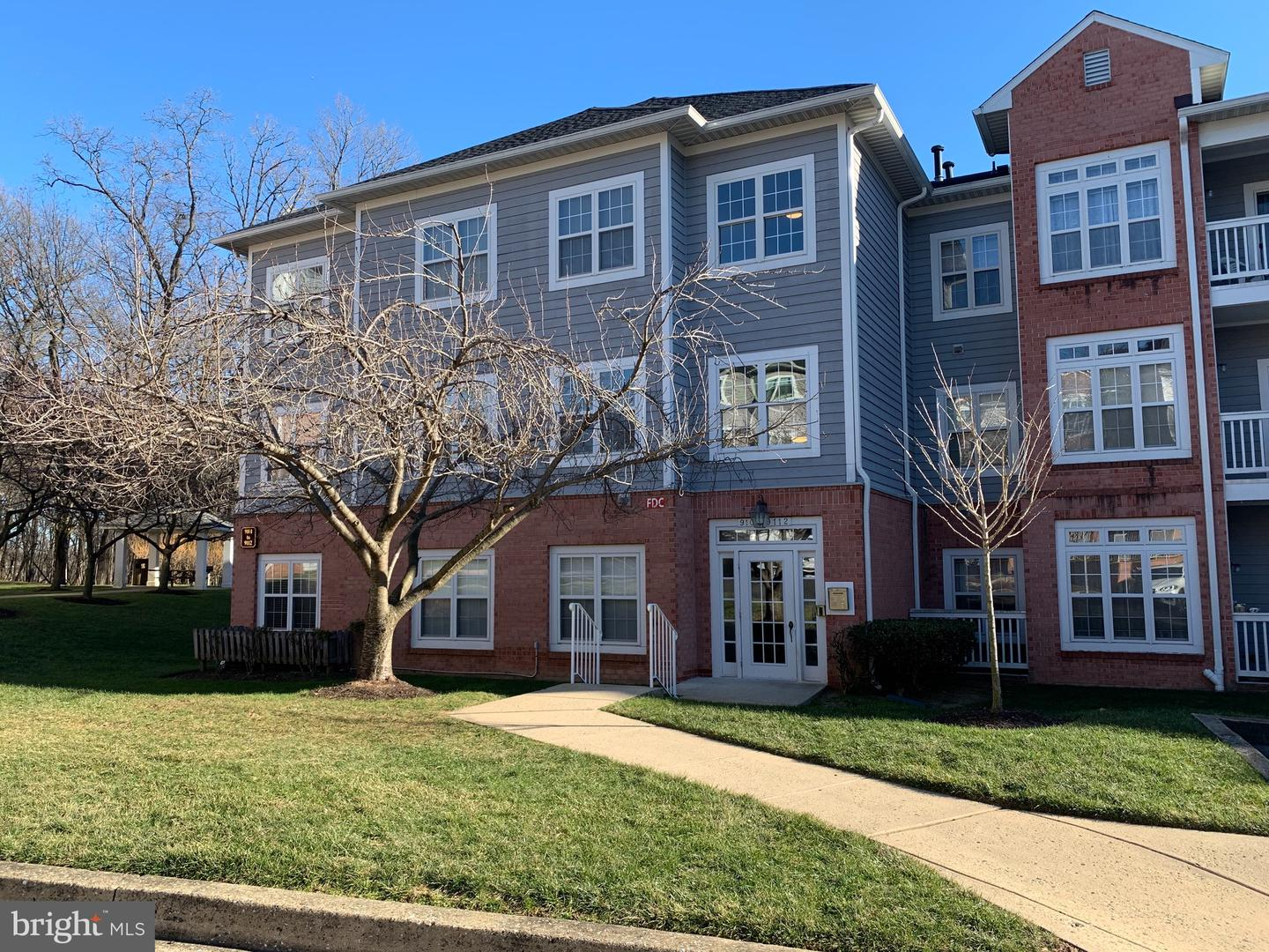 9103 Groffs Mill Drive   - Owings Mills, Maryland 21117