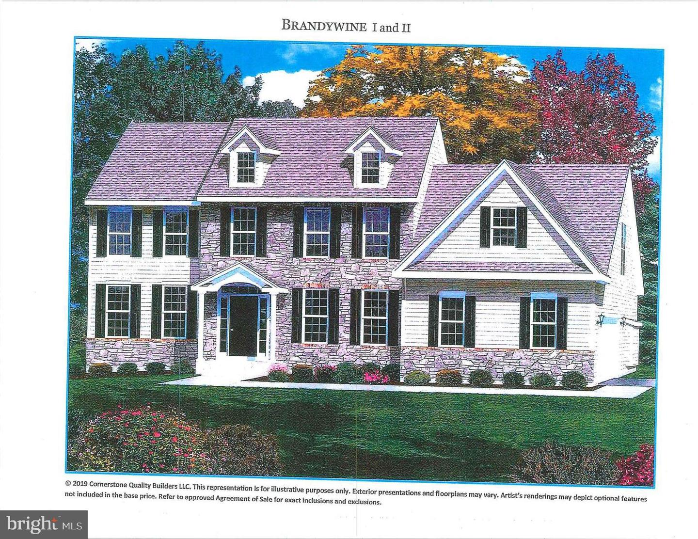 Lot # 1 Barren Crossing Media, PA 19063
