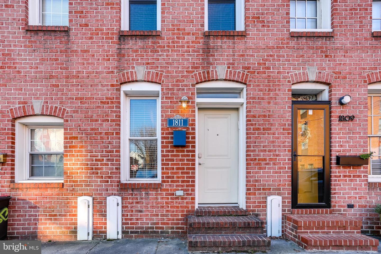 1811 Aliceanna Street   - Baltimore, Maryland 21231