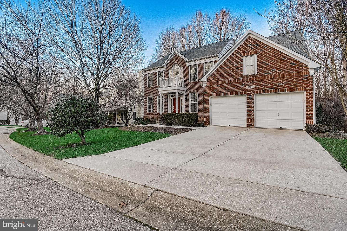 5464 Wooded Way   - Columbia, Maryland 21044