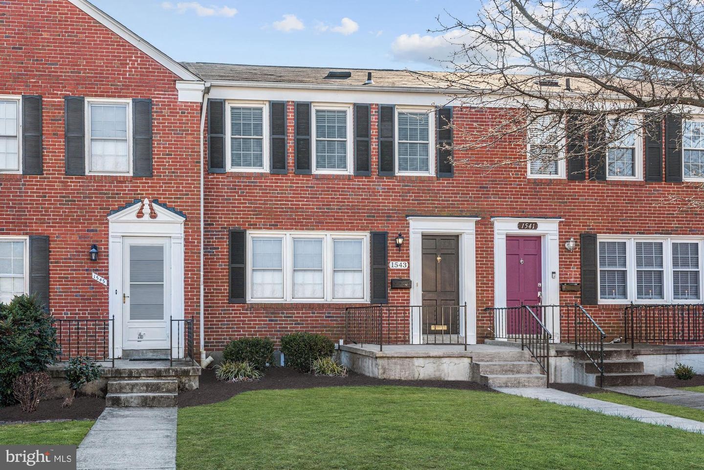 1543 Putty Hill Avenue   - Baltimore, Maryland 21286