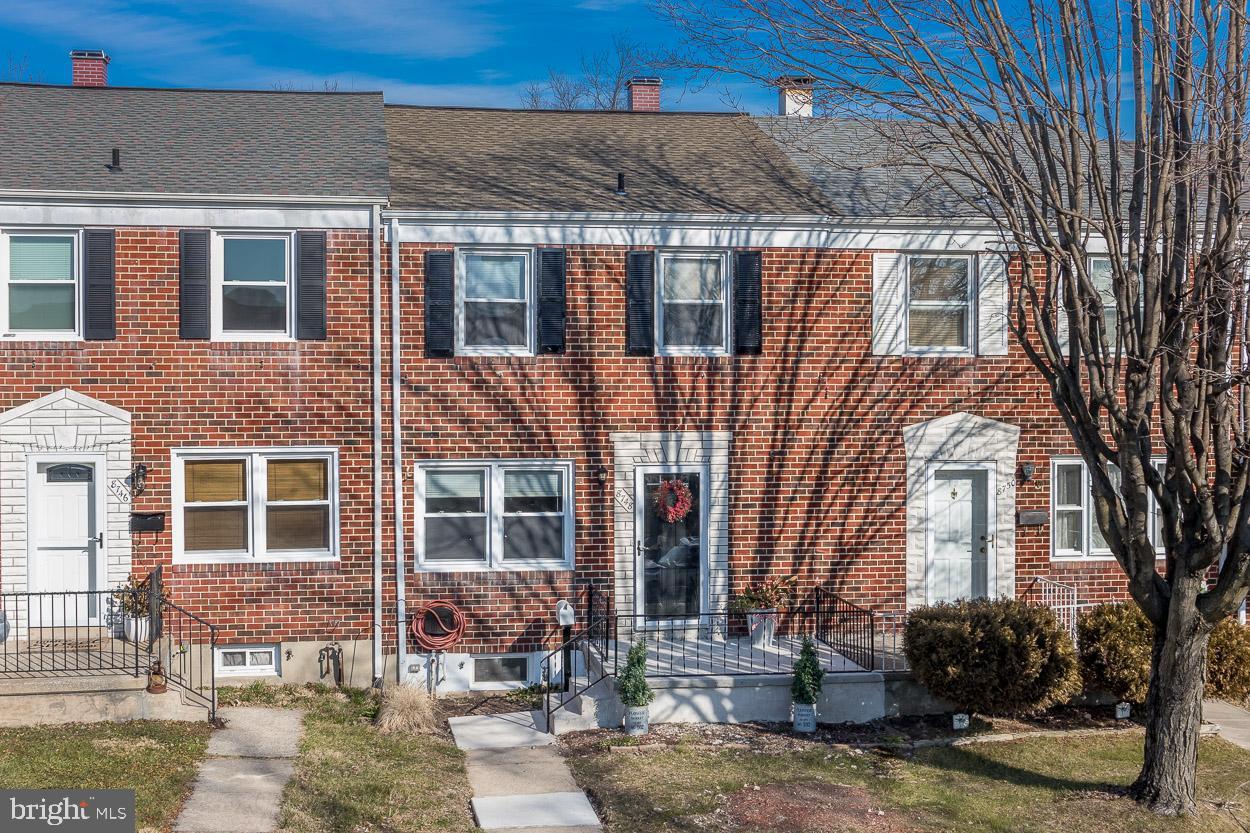 8748 Cimarron Circle   - Baltimore, Maryland 21234