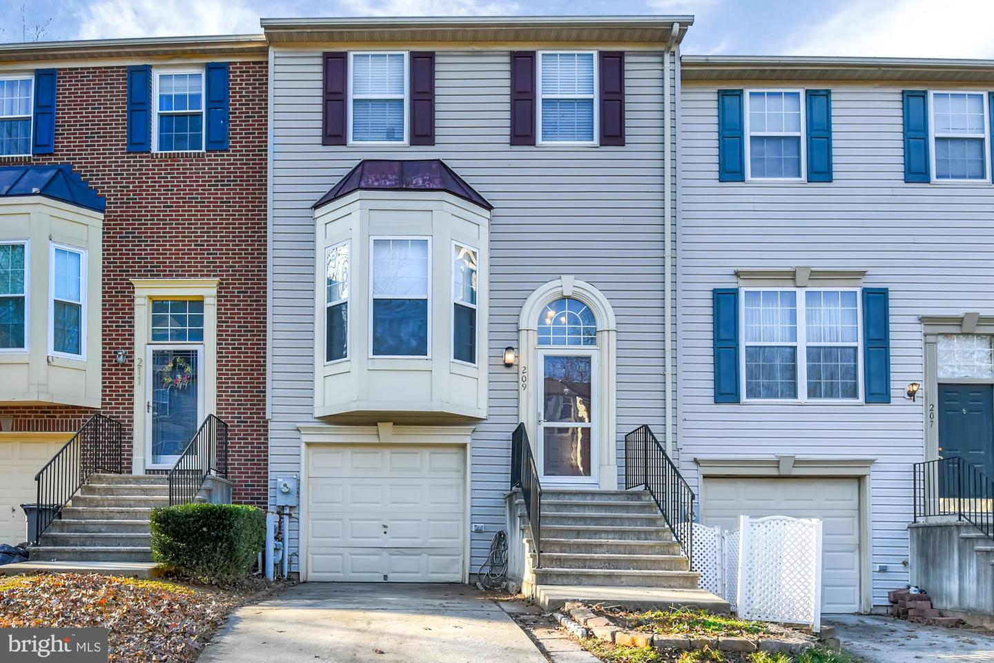 209 Persimmon Circle   - Reisterstown, Maryland 21136