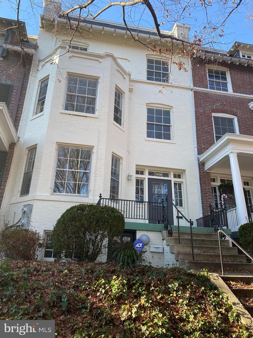2638 Woodley Place NW  - Washington, District Of Columbia 20008