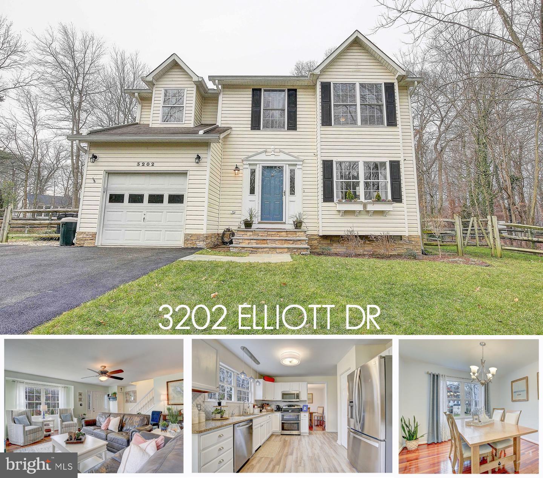 3202 Elliott Drive   - Annapolis, Maryland 21403