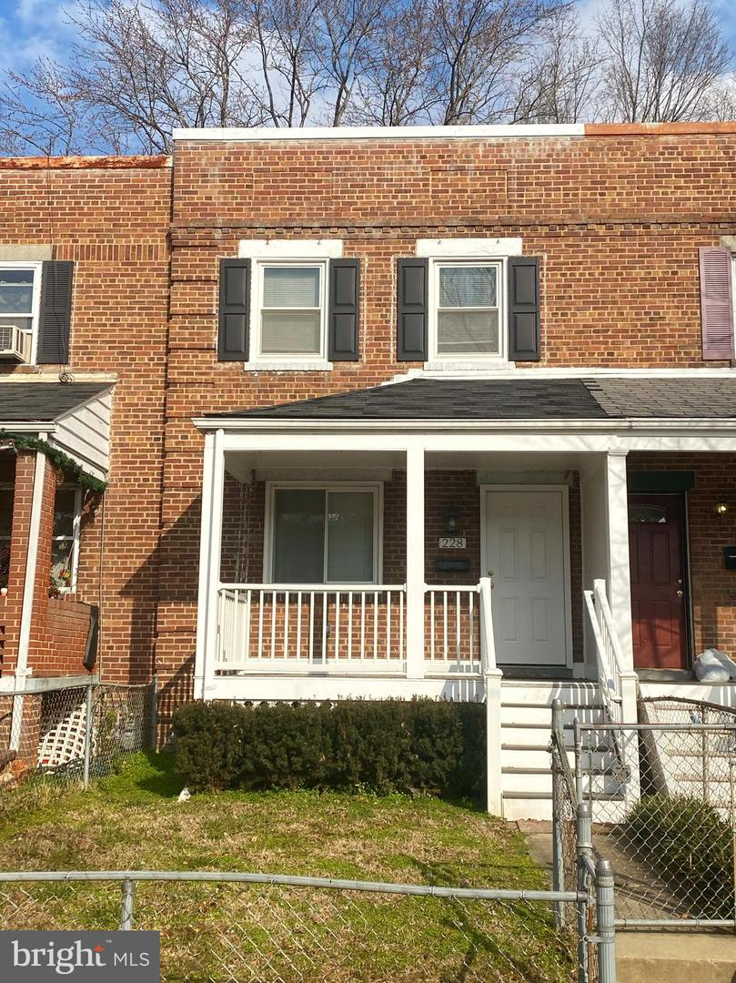 228 Evans Lane   - Alexandria City, Virginia 22305