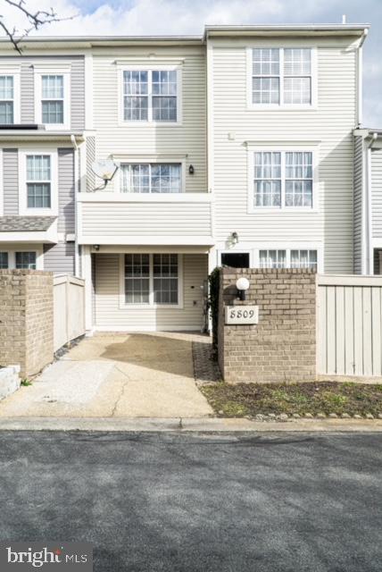 8809 Eskridge Court   - Gaithersburg, Maryland 20886