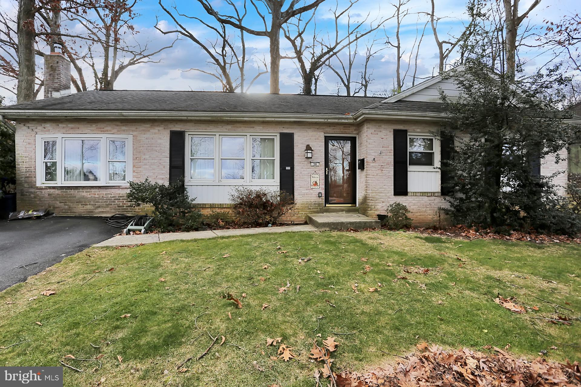 Come see this affordable three bedroom home in Wyomissing with Wilson Schools.  It is set on a quiet out of the way lot with mature trees and landscaping. The interior has numerous upgrades.  The living room fire place has an efficiency insert that keeps the main level toasty regardless of the frost on the windows. The baseboard heat was replaced with a heat pump in the attic which provides plenty of warmth in winter and cool comfort in the summer. The heat pump was installed about 2009 and replaced and upgraded in 2016. The baseboard elect heating was never removed and left as an unused backup. The basement is professionally finished into a laundry, library, and family room. This home won't last long.  Make sure your Buyers see it before its gone.