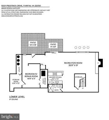 5001 Prestwick Dr Fairfax VA 22030