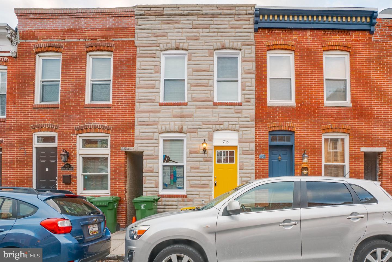 706 Rose Street   - Baltimore, Maryland 21224