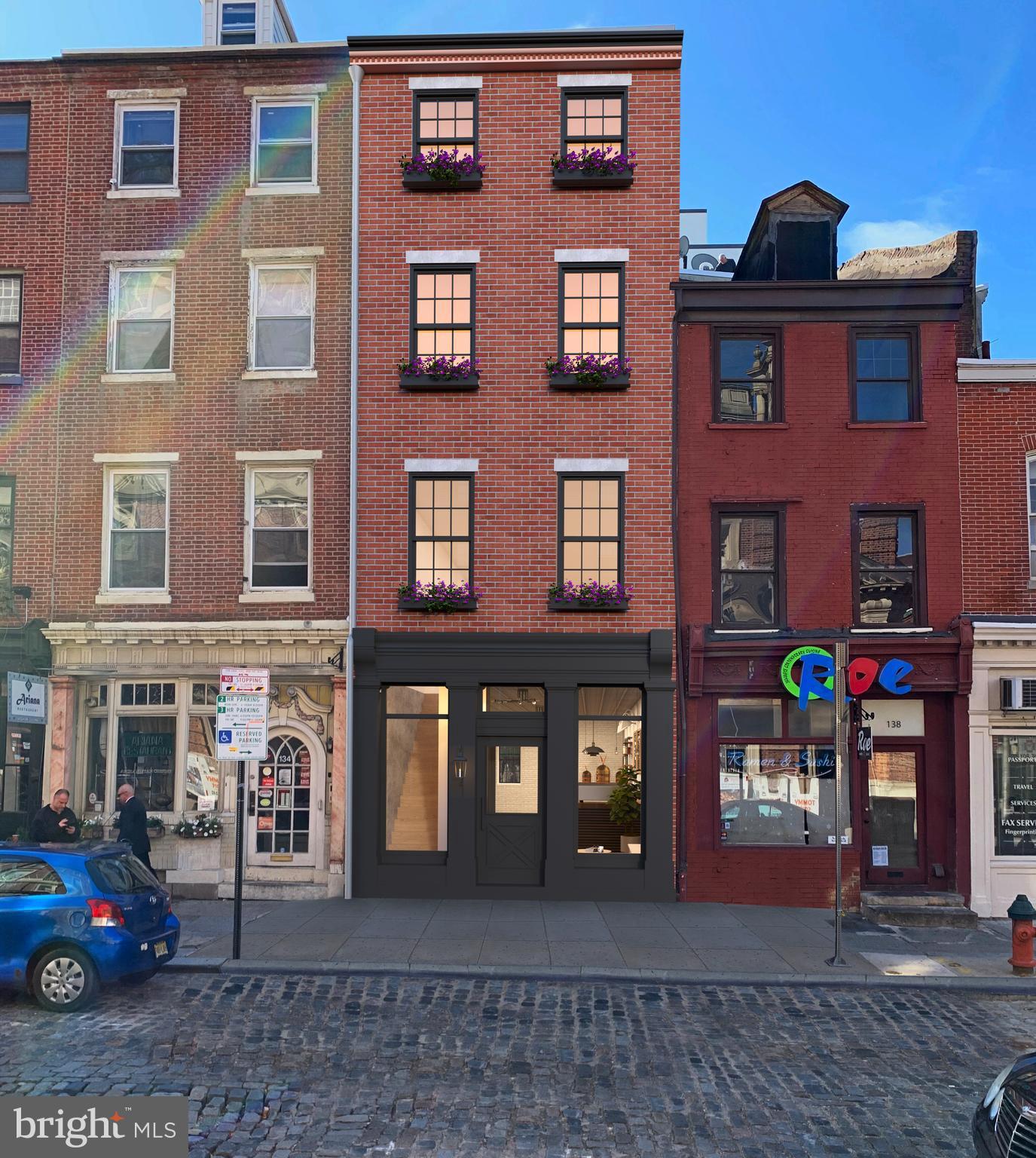 136 Chestnut St, Philadelphia, PA, 19106