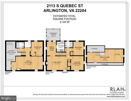 2113 S Quebec St Arlington VA 22204