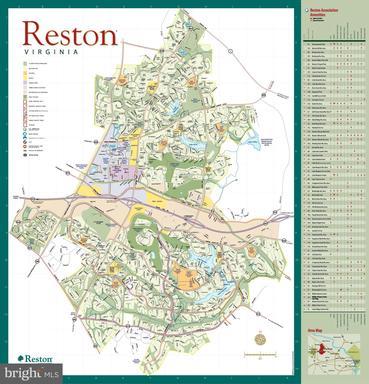 2071 Wethersfield Ct Reston VA 20191