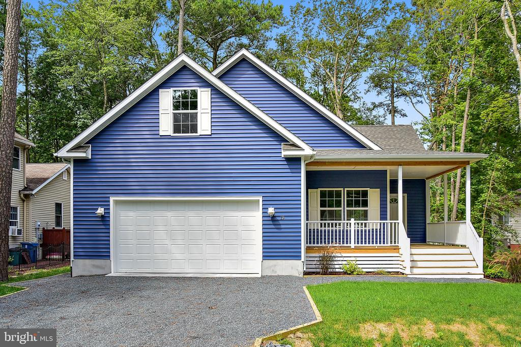 Ocean Pines New Construction on the Golf Course,  Starting Mid March, Very Popular Open Floor Plan, Built to the New Stringent Energy Code, 2x6 Exterior Walls, 9 Foot Ceilings, Coastal Windows, Super Efficient HVAC System, 4 Bedrooms, 3 Full Baths, First Floor Master Suite and Bath with Custom 7 Foot Tile Shower, Huge Kitchen Island, Stainless Steel Appliances, Laminate Vinyl Plank Flooring, Huge Rear Deck, Real 2 Car Garage 24'x24', Super Quiet Location on Cul-De-Sac Street. Pre-Construction Pricing, Call for Details