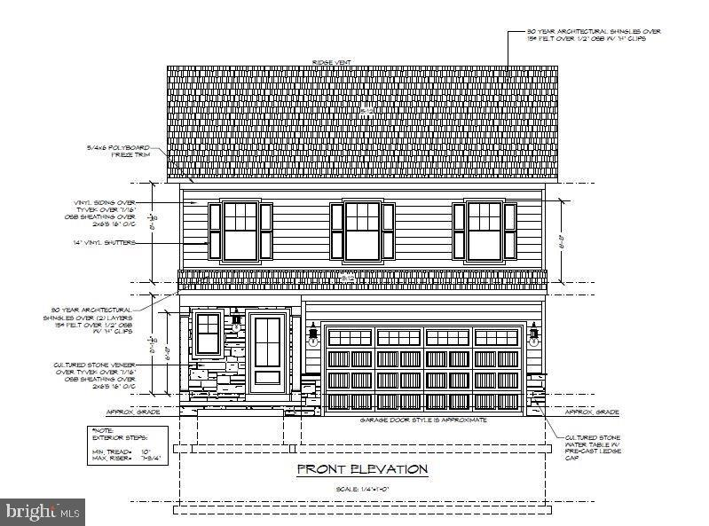 To Be Under Construction Soon! Brand New Single-Family Colonial style home, with 0.61 acre lot with an estimated 2207 sq ft of living space to include  4 beds, 2.5 baths and 2 Car Garage.  Loaded with custom features, This home offers a perfect location with easy access to 695. close to shopping, and Great water Front Restaurants. Builder will meet qualified buyers at lot to review your options and make this home your home!!! Please see the photos of a similar home to be built. Showings by appointment Only.
