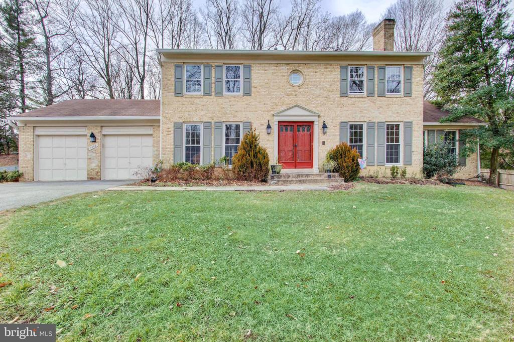 A timeless colonial home with 4 bedrooms and 4.5 baths located in the highly sought-after Whitman school cluster. This spacious and welcoming home boasts ample living, working, and recreational space. The pristine marble entrance blends into the gleaming hardwood floors present throughout the home. The elegant formal dining room greets guests as they enter the home and connects to the open kitchen via a charming Butler's Pantry. The kitchen features picturesque bay windows that allow natural light to filter into the upgraded kitchen and illuminate the adjoining family room. A separate office space, which is ideal for remote learning or working from home, can be found behind the formal living room. Three charming fireplaces and crown moldings accent the classic beauty of this home. The magnificent owner's suite located on the upper level has ample space allowing for a luxurious feeling, the walk-in closet and intimate bathroom only add to this appeal. The second bedroom has its own closet and hall bath, while two additional rooms at the end of the hall feature a charming Jack-and-Jill layout. The finished lower level is a recreation enthusiast's dream, featuring a cozy fireplace, work out room, and seemingly unlimited space for activities. This area is ideal for a game table and media room set up. Additional office space is available on this floor. This dream home has unequaled location with easy access to shopping and restaurants in addition to proximity to routes 270 and 495.