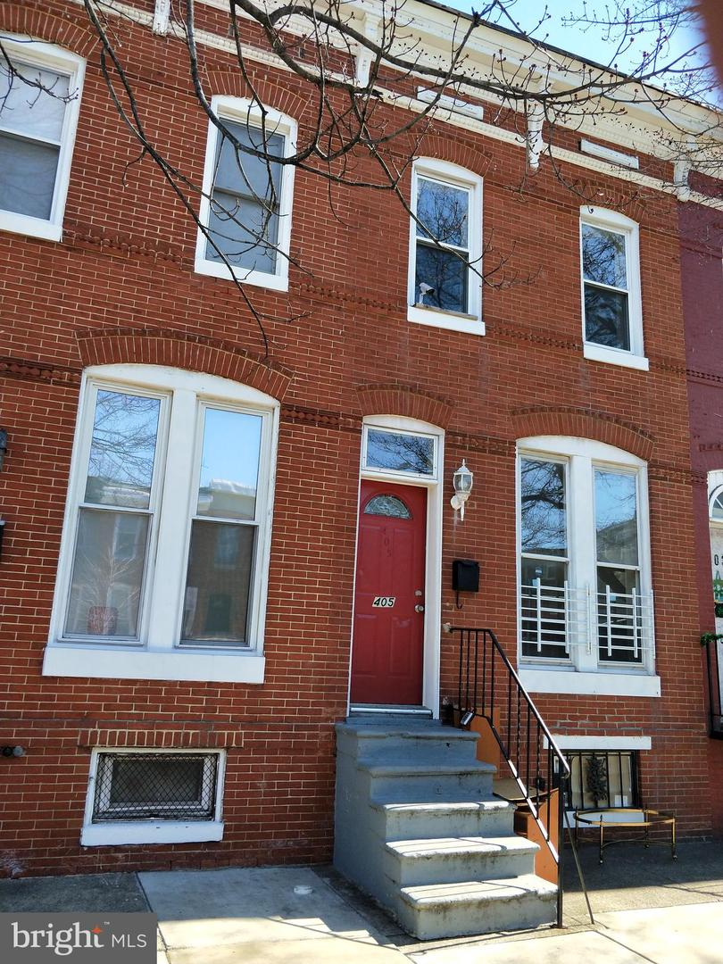 405 Chester Street   - Baltimore, Maryland 21231