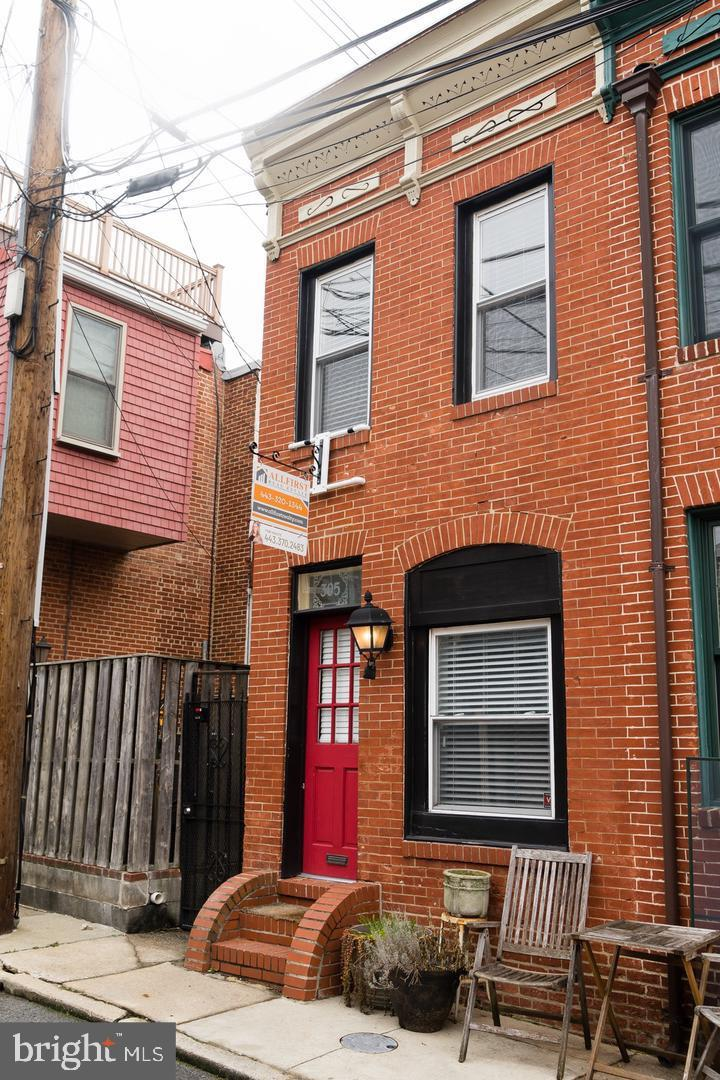 305 Chapel Street   - Baltimore, Maryland 21231