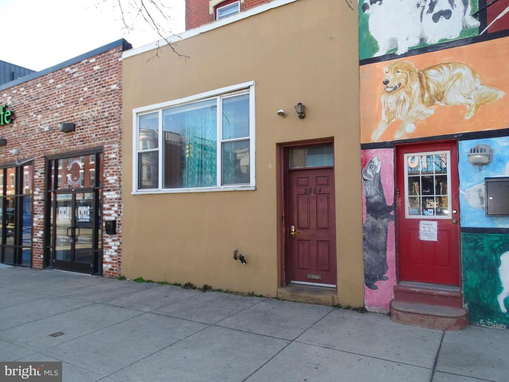 Brewerytown  investment opportunity.  This property has very favorable CMX 2.5 zoning. Current use is approved for a group home.  Home is a straight through design on the first floor with living room and large country kitchen and powder room. Second floor offers three bedrooms and 2 full baths. The group home use of the third floor is not permitted. Currently,  the third floor houses extensive duct work for the HVAC system.  The third floor has three bedrooms and  a bath but needs renovation.  Off street parking is provided by a driveway at the rear of the property.  There is Parking for two vehicles.  Great location and great opportunity for this very aggressive Brewerytown market.