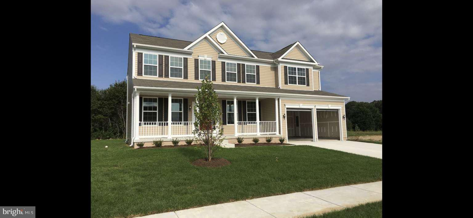 Built in late 2018, this house is in The Reserve at Chestnut Ridge. The entire property has an irrigation system installed in Spring of 2019. Inside the house you'll find an open floor plan featuring a 2-story stone fireplace as the centerpiece to the family room. With luxury vinyl plank flooring through the main level, a fresh coat of paint and quartz countertops in the kitchen, your main floor will stun all. On the upper level, you'll find 4 large bedrooms including the owners suite with a vaulted ceiling, walk-in closet and a large bathroom with tile throughout. This house also features a finished basement with a bedroom and bathroom and is already plumbed for your future wet bar.