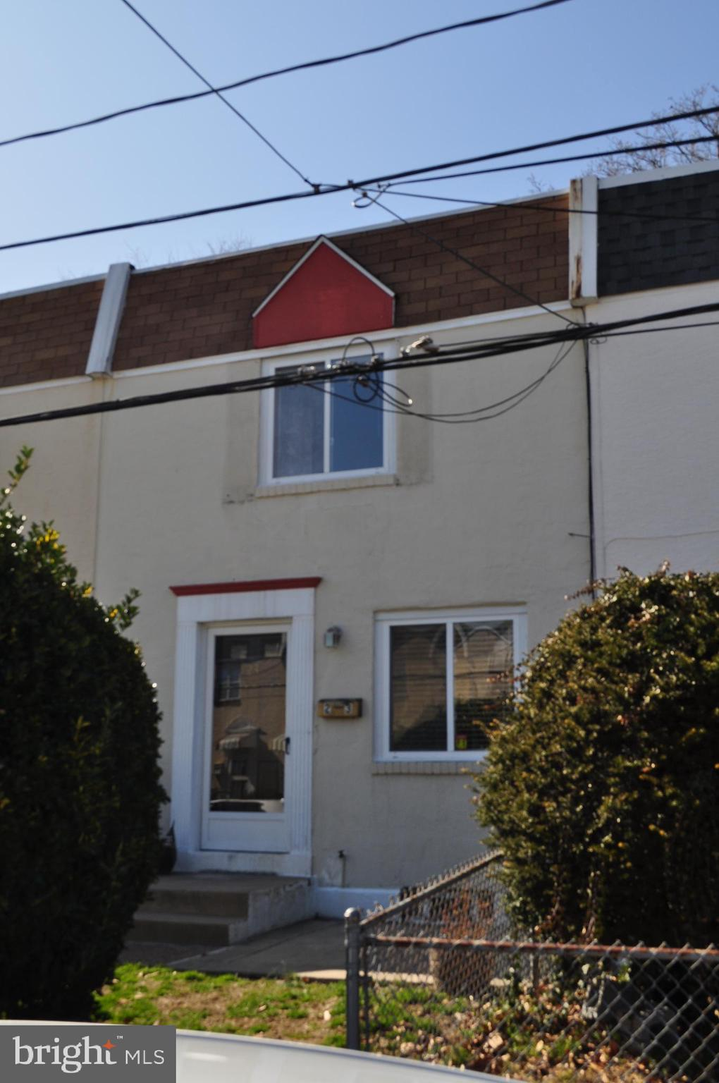 Great two bedroom row home with finished lower level and 1.5 bathrooms in the heart of Clifton Heights! Freshly painted interior and updated kitchen make this a turn key property perfect for the owner occupant or for the investor looking to add to their rental portfolio!