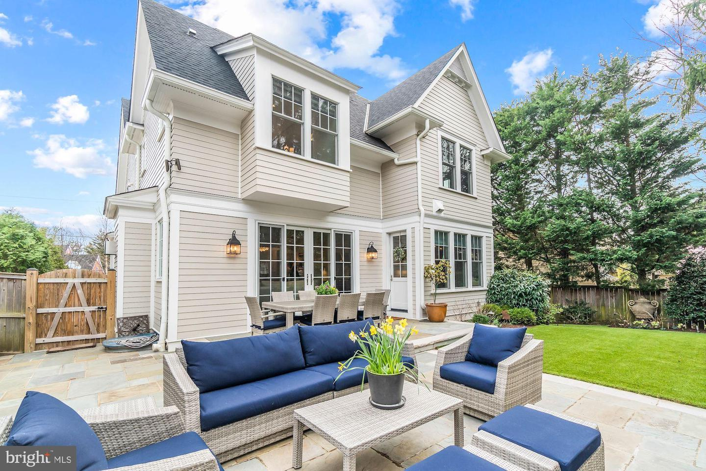 4819 Wellington Drive   - Chevy Chase, Maryland 20815