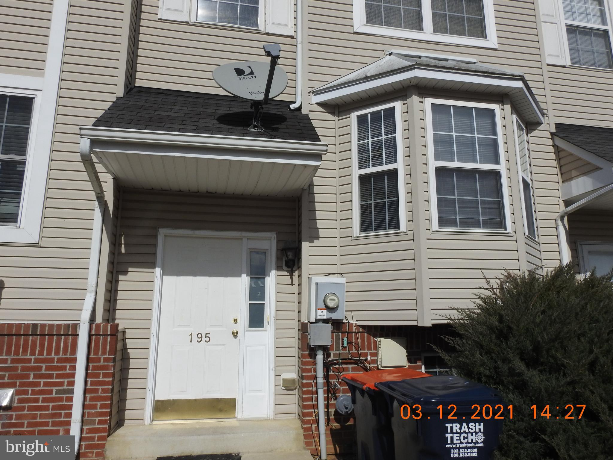Beautiful 3 Bedroom townhome now available in the community of Tartan Court. Great location right off of 299 and close to major shopping and restaurants. Easy access to public transportation nearby. The townhome is near the back of neighborhood. This town house features a split-level entry. The basement has an outside walkout and there is a deck off of the main floor. The master bedroom has a vaulted ceiling and master bath. The air condition and hot-water heater were changed less than 3 years ago.