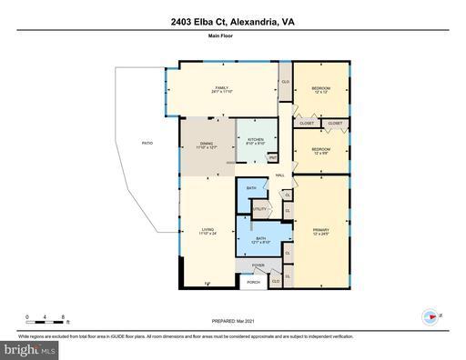 2403 Elba Ct Alexandria VA 22306