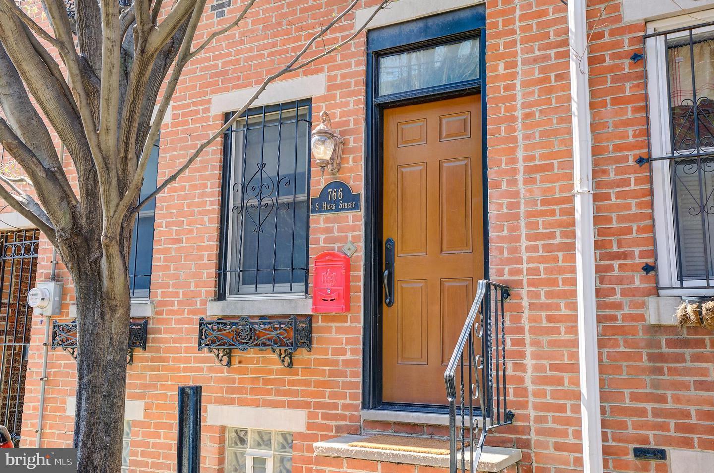 766 S Hicks Street Philadelphia, PA 19146