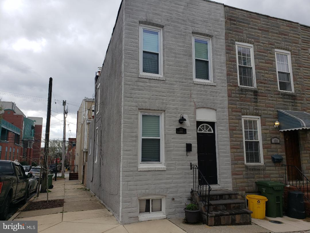 123 Bloomsberry St, Baltimore, MD, 21230
