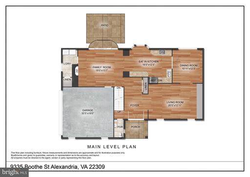 9335 Boothe St Alexandria VA 22309