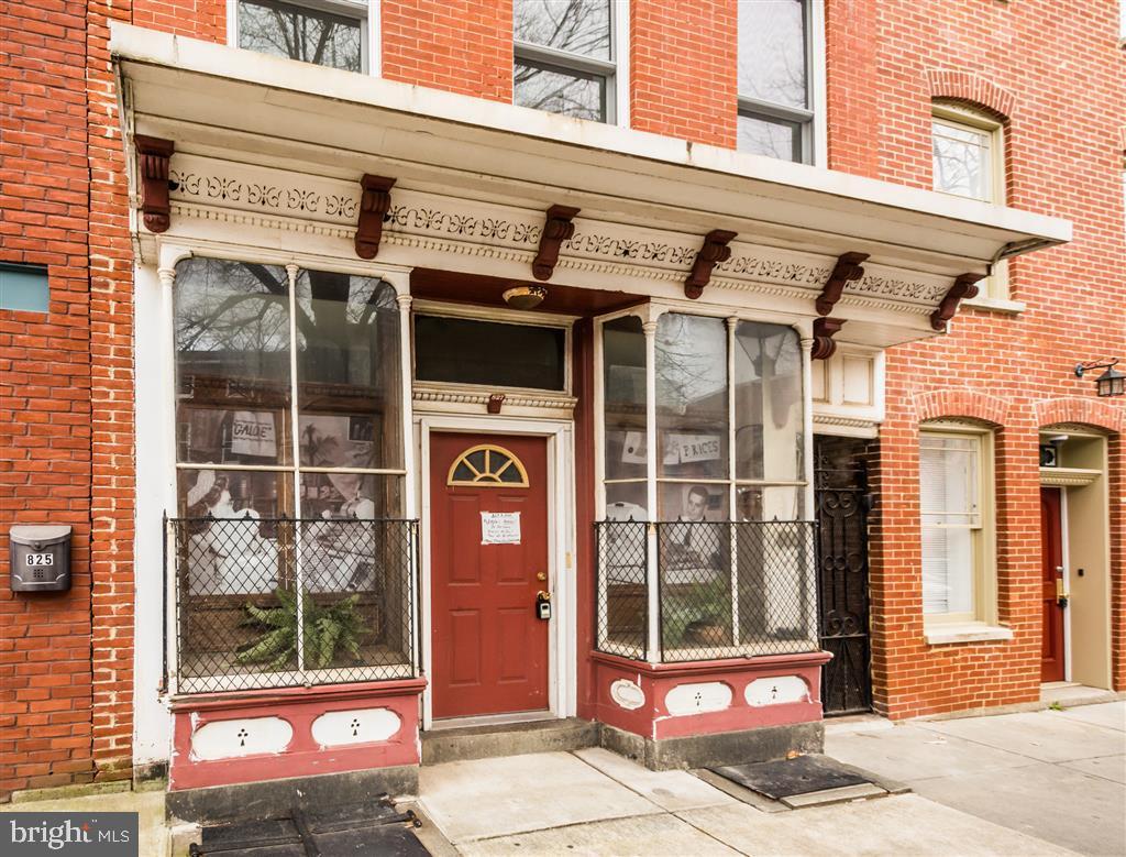 827 Bond Street  #2 FRONT - Baltimore City, Maryland 21231