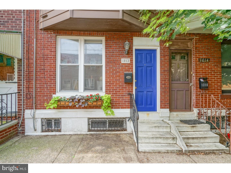 1012 Mountain Street Philadelphia, PA 19148