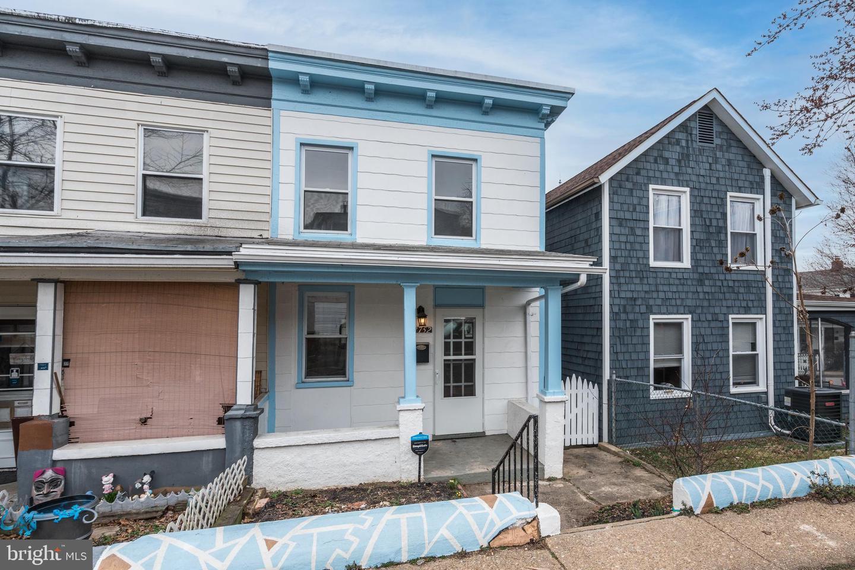 3752 Hickory Avenue   - Baltimore, Maryland 21211