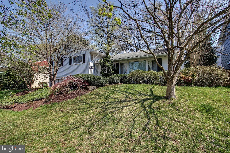 7703 Holiday Terrace   - Bethesda, Maryland 20817