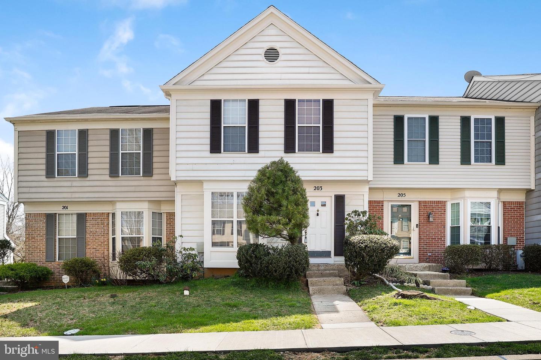 203 Gentlebrook Road   - Owings Mills, Maryland 21117