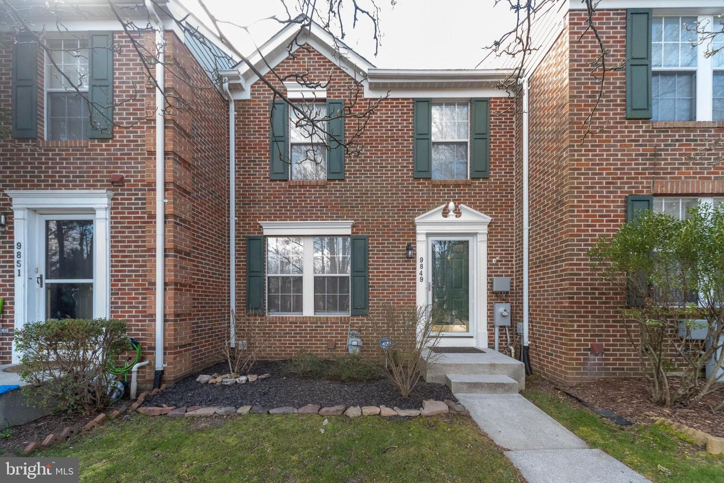 9849 Bale Court   - Owings Mills, Maryland 21117