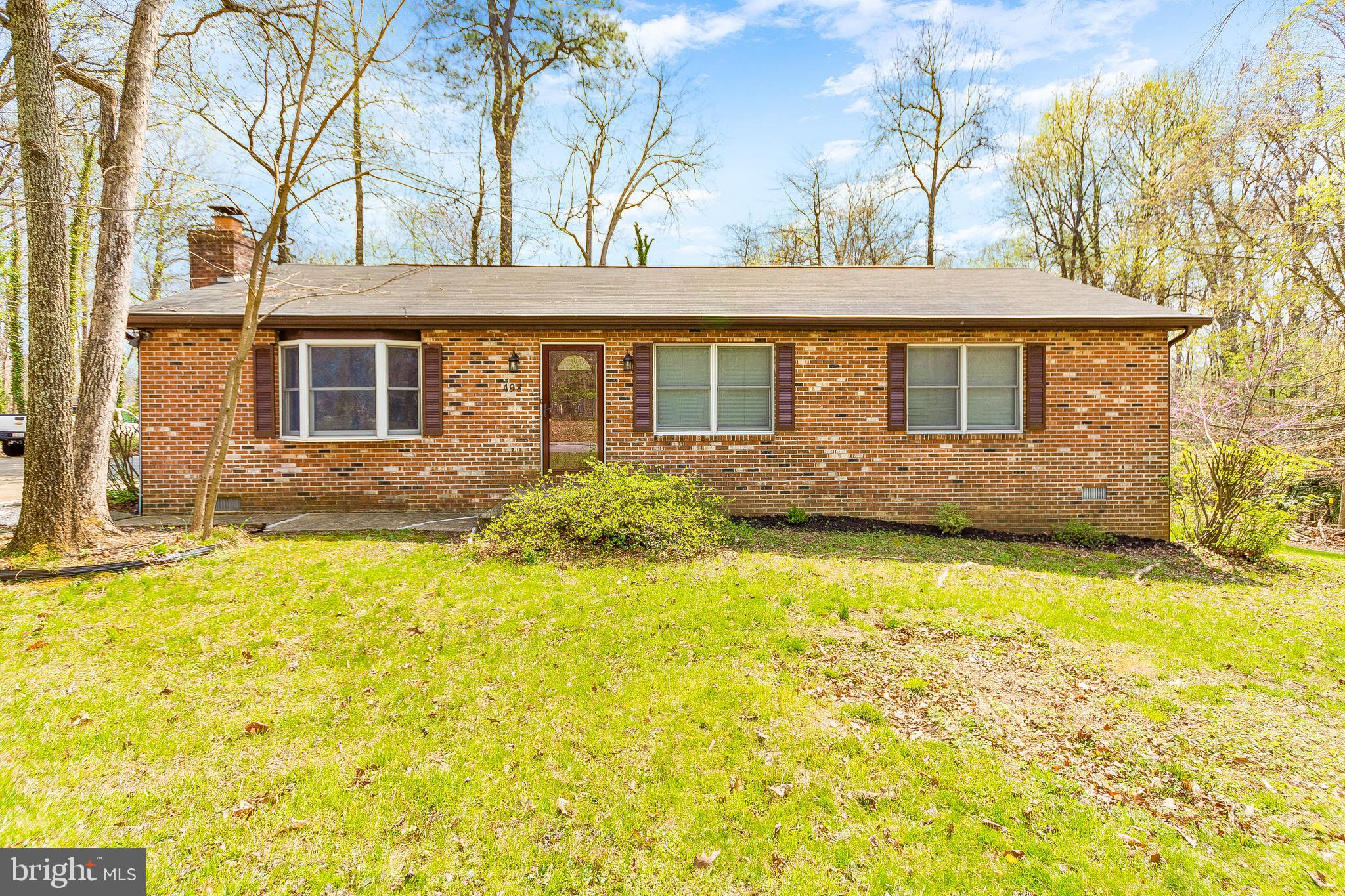 498 Round Up Rd, Lusby, MD, 20657